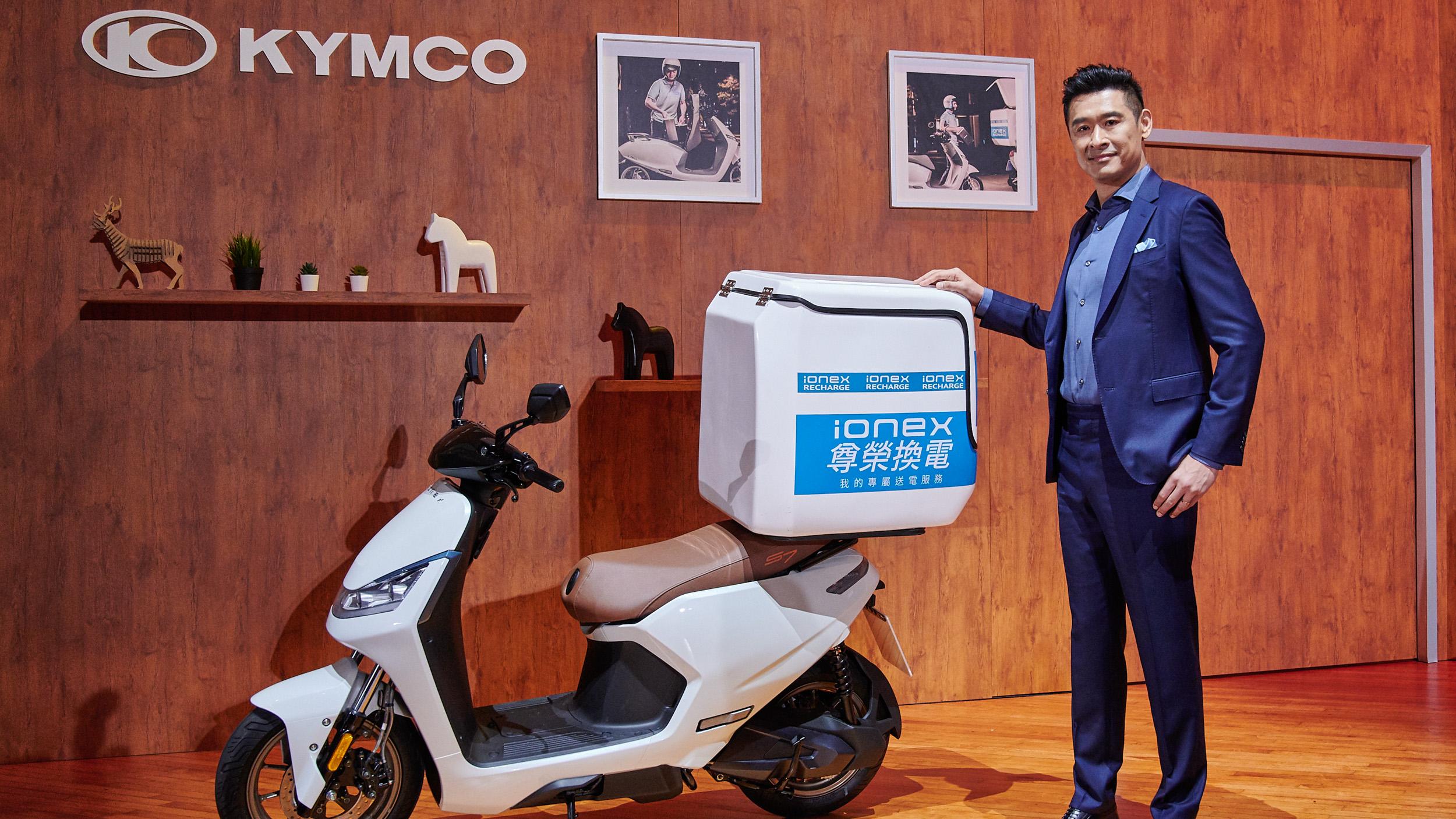 是噱頭還是真正滿足需求?KYMCO 柯勝峯董事長親自解密「Ionex 尊榮換電」服務!