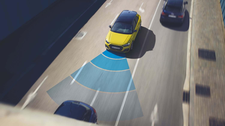 全新 Audi A1 Sportback 主打全方位安全科技,「輕鬆入主方案」持續進行