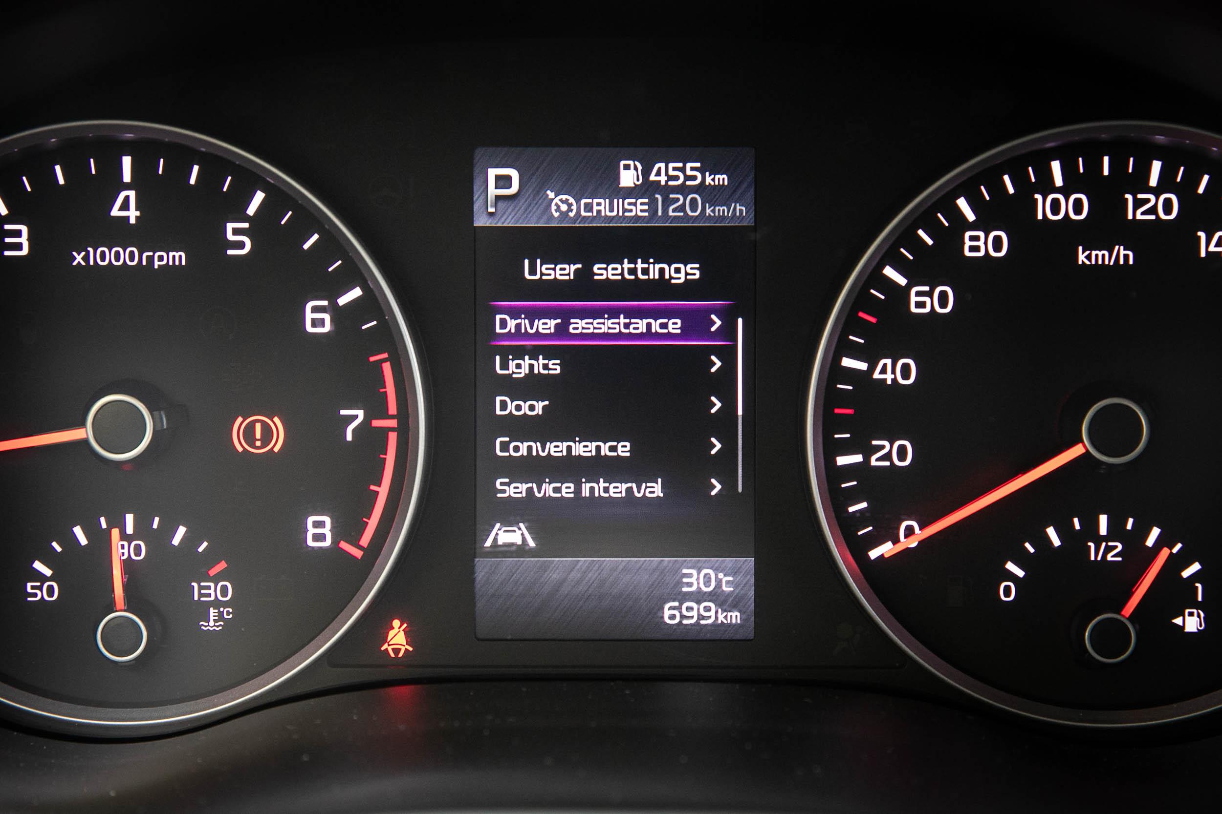 Stonic全車系標配Drive Wise智慧安全輔助系統,絕對是同級中的安全優等生。