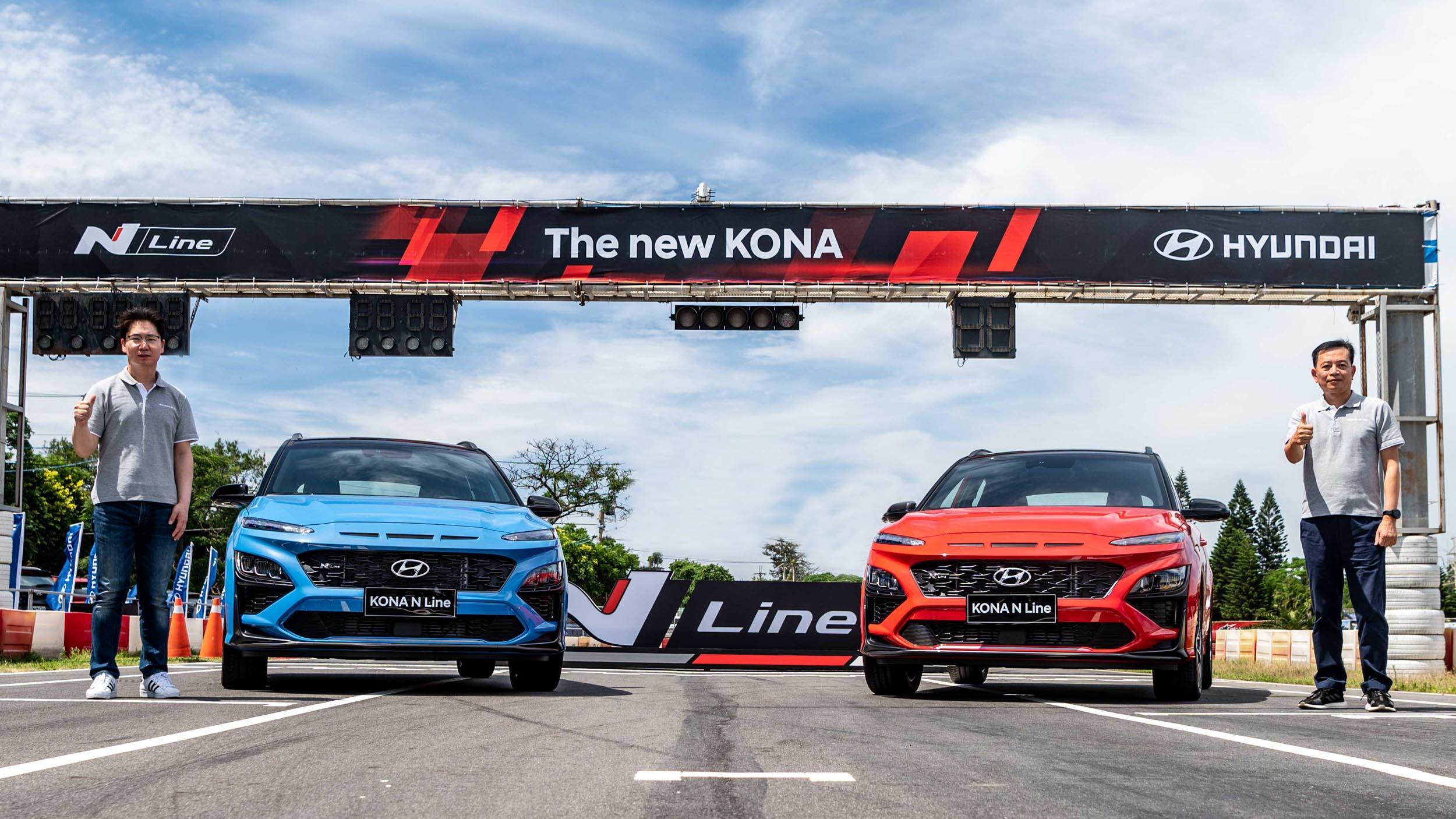 百萬最速休旅!Hyundai 小改款 Kona 與 Kona N Line 86 萬起登台