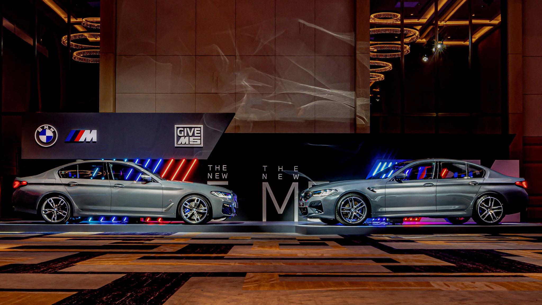全新 BMW M5 708 萬起、M550i 468 萬起正式發售;M2 CS 限量 20 台要搶要快