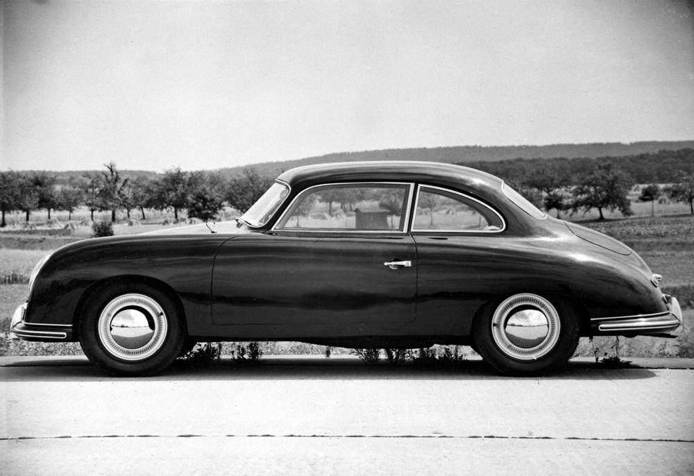 Type 530 原型車。