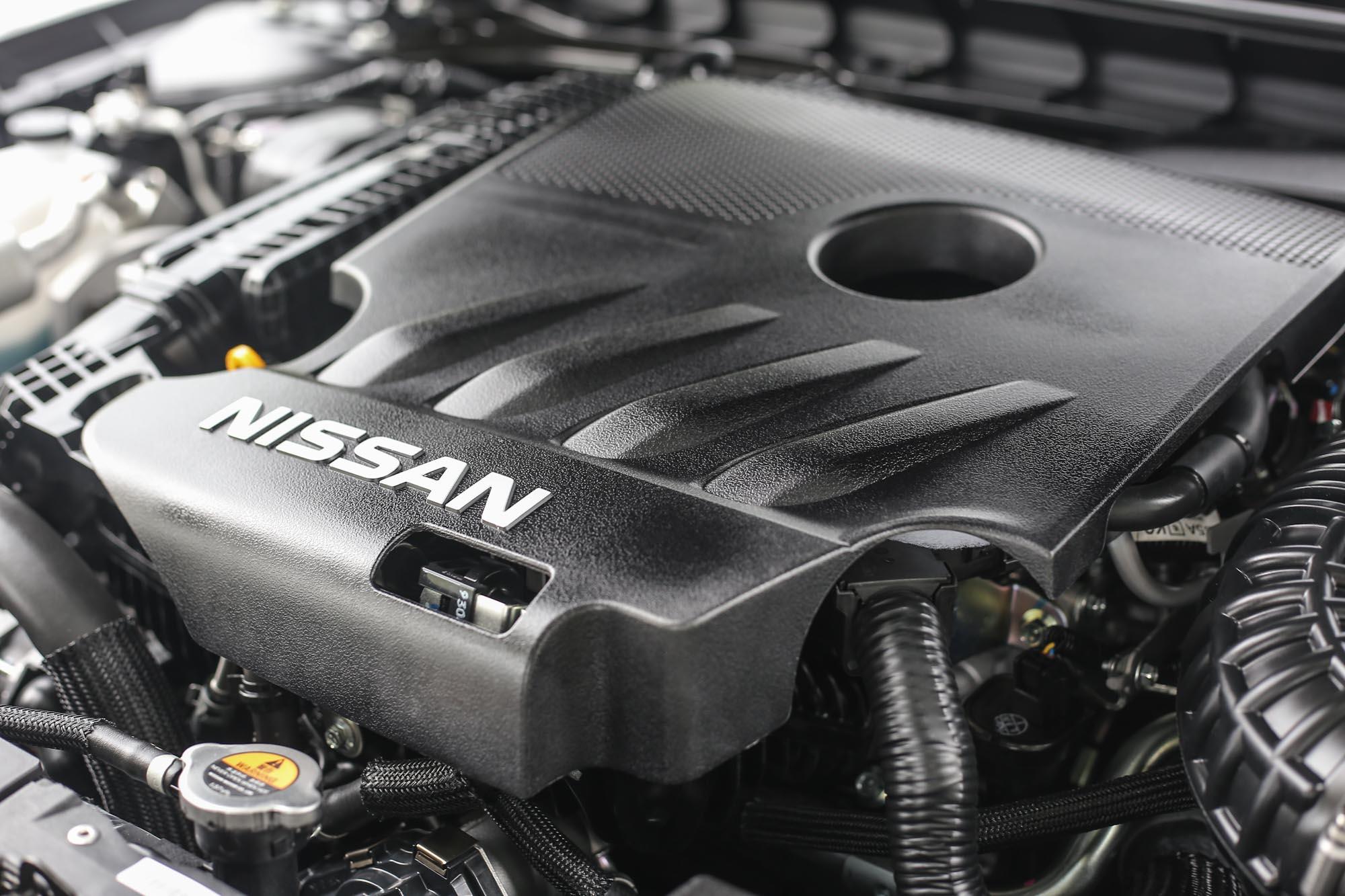 VC-Turbo 可變壓縮比渦輪增壓引擎是 Altima 的最大亮點,同樣的技術也用在 Infiniti QX50。