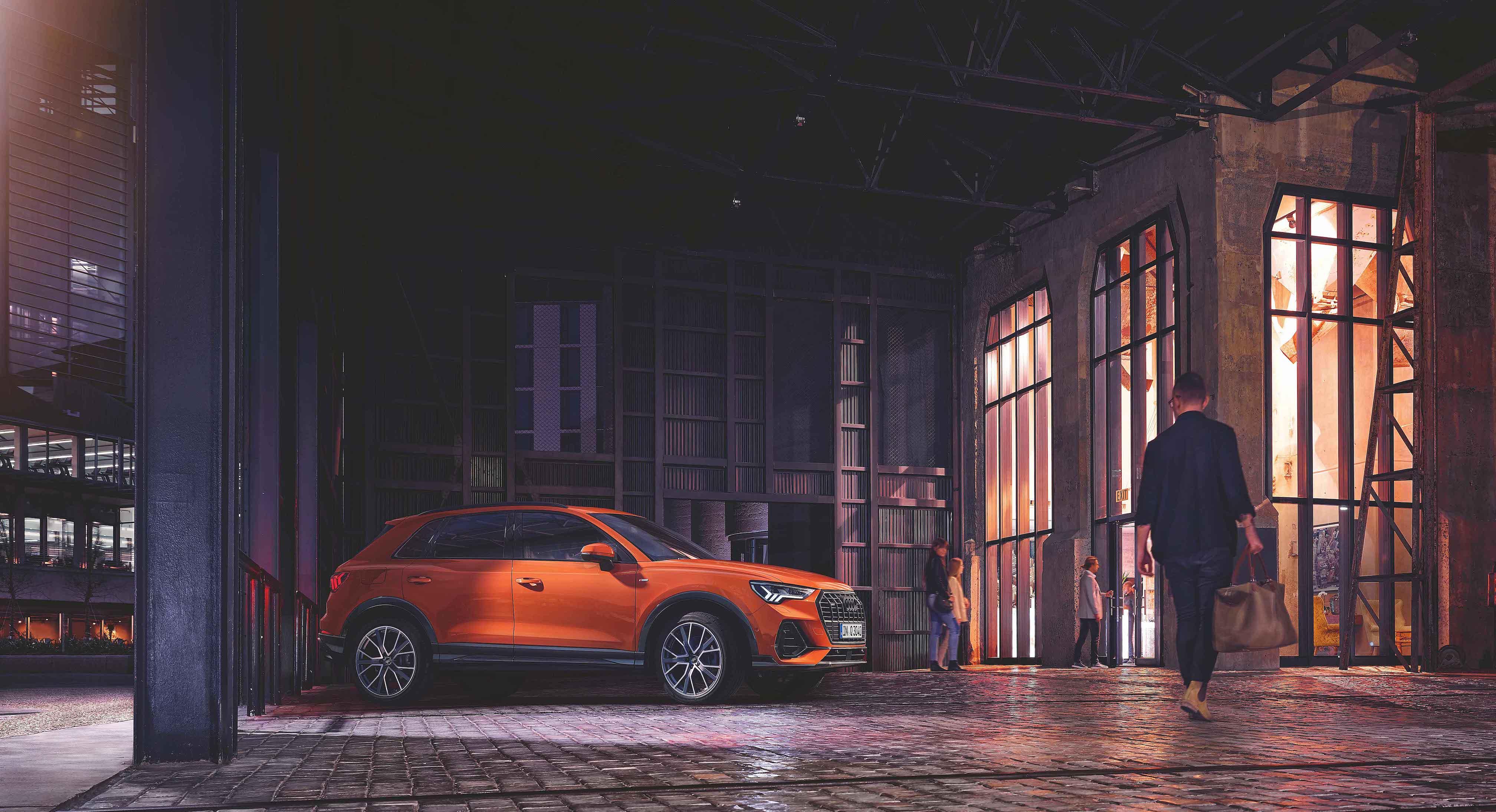 【2020 台北車展】全新 Audi Q3 將首度登台