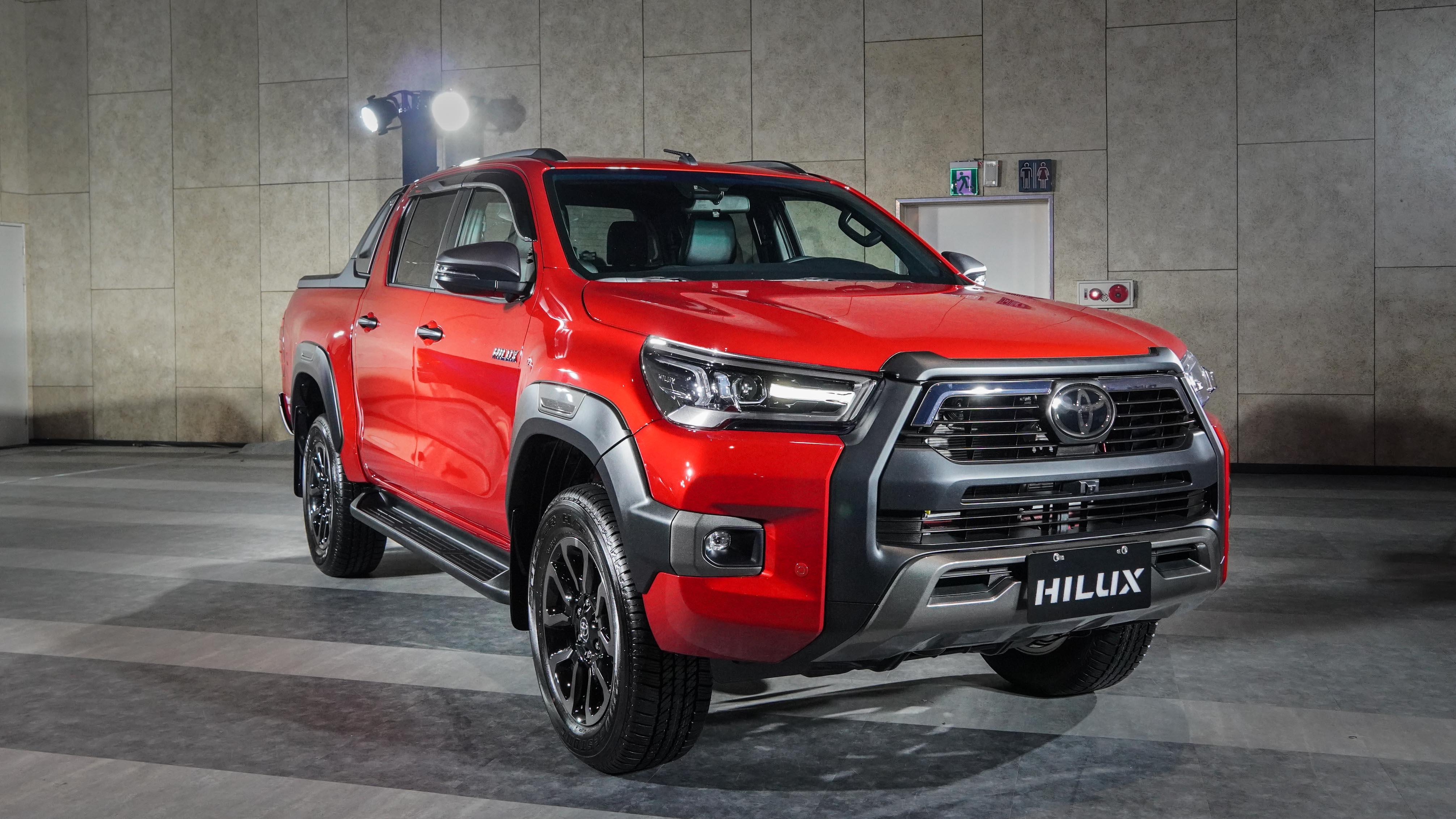 全新 Toyota Hilux 面子裡子都升級,145 萬正式登場
