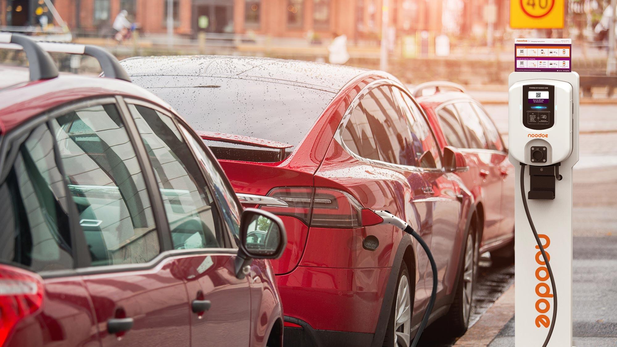 選擇電動車新興市場美國作為發展基地,Noodoe 於當地擁有相當豐富的營運經驗。