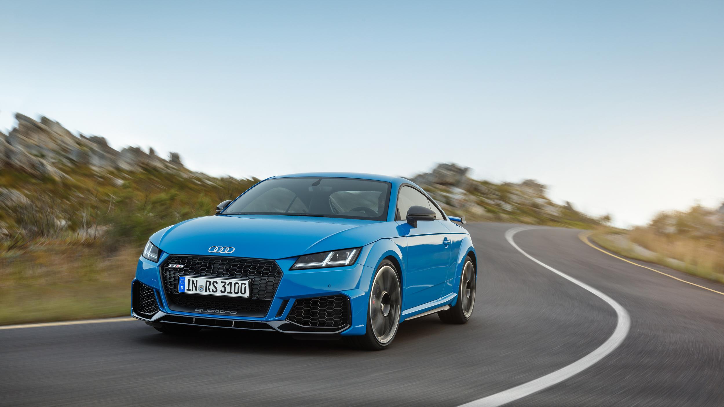 ▲ 375 萬元起!新一代 Audi TT RS 正式在台上市