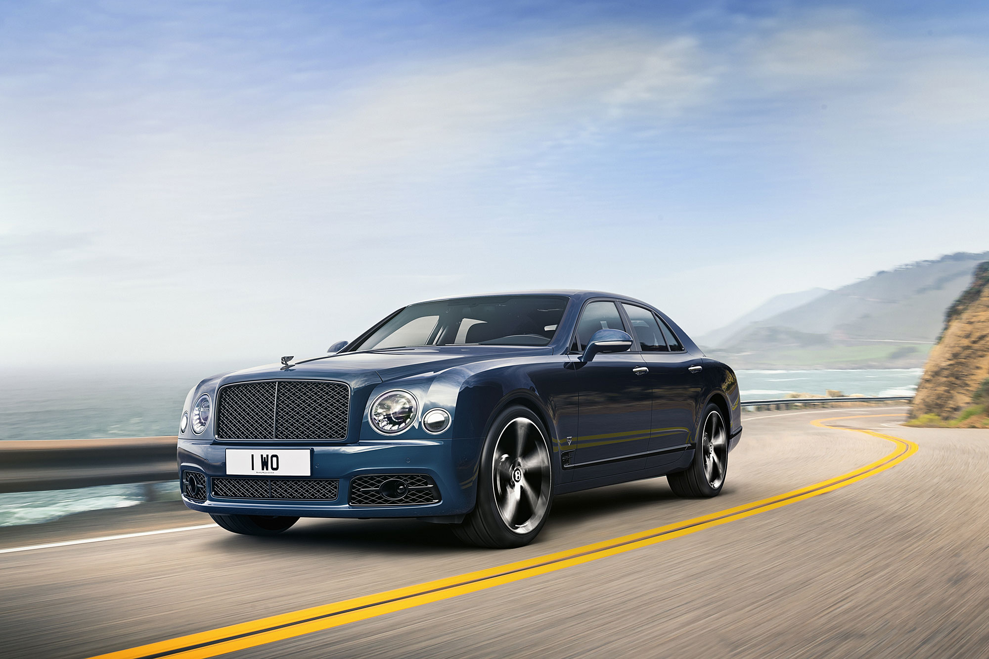 Mulsanne 6.75 Edition by Mulliner 是現行世代 Mulsanne 的最終特式車型。