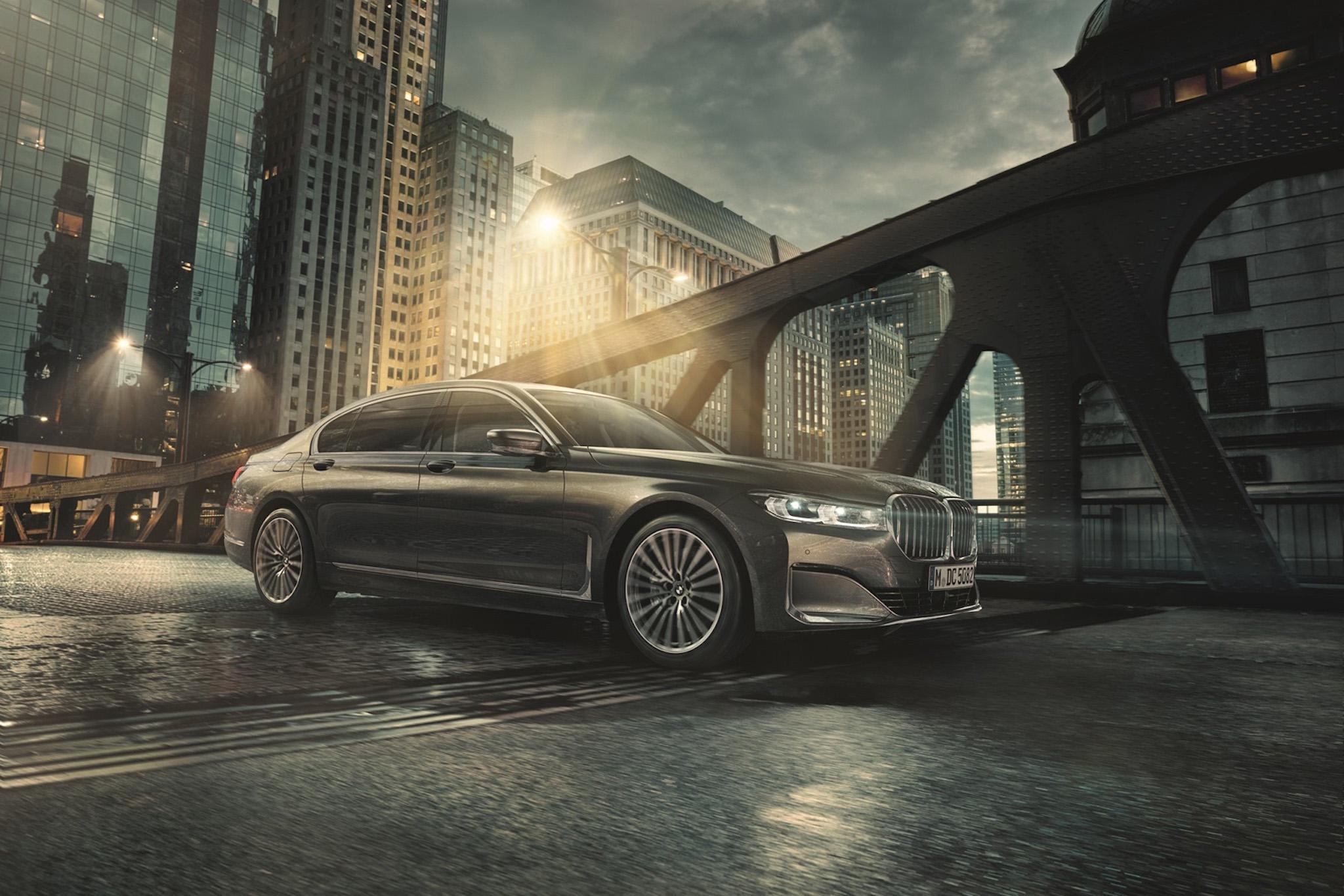 全新 2021 年式 BMW 7系列Exclusive Edition層峰旗艦版,提供尊榮租賃專案或 360 萬 60 期 0 利率與 1 年乙式全險。