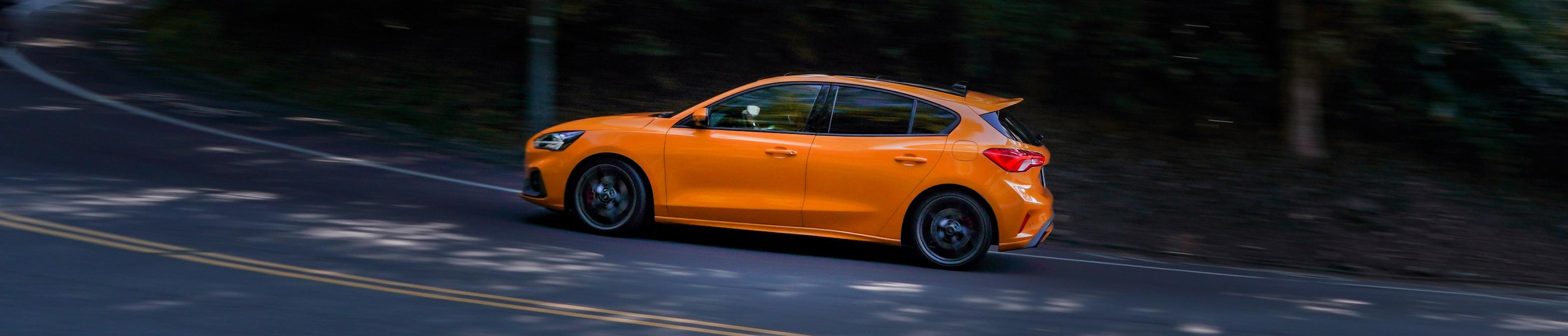 Ford Focus ST 售價 136.8 萬元。