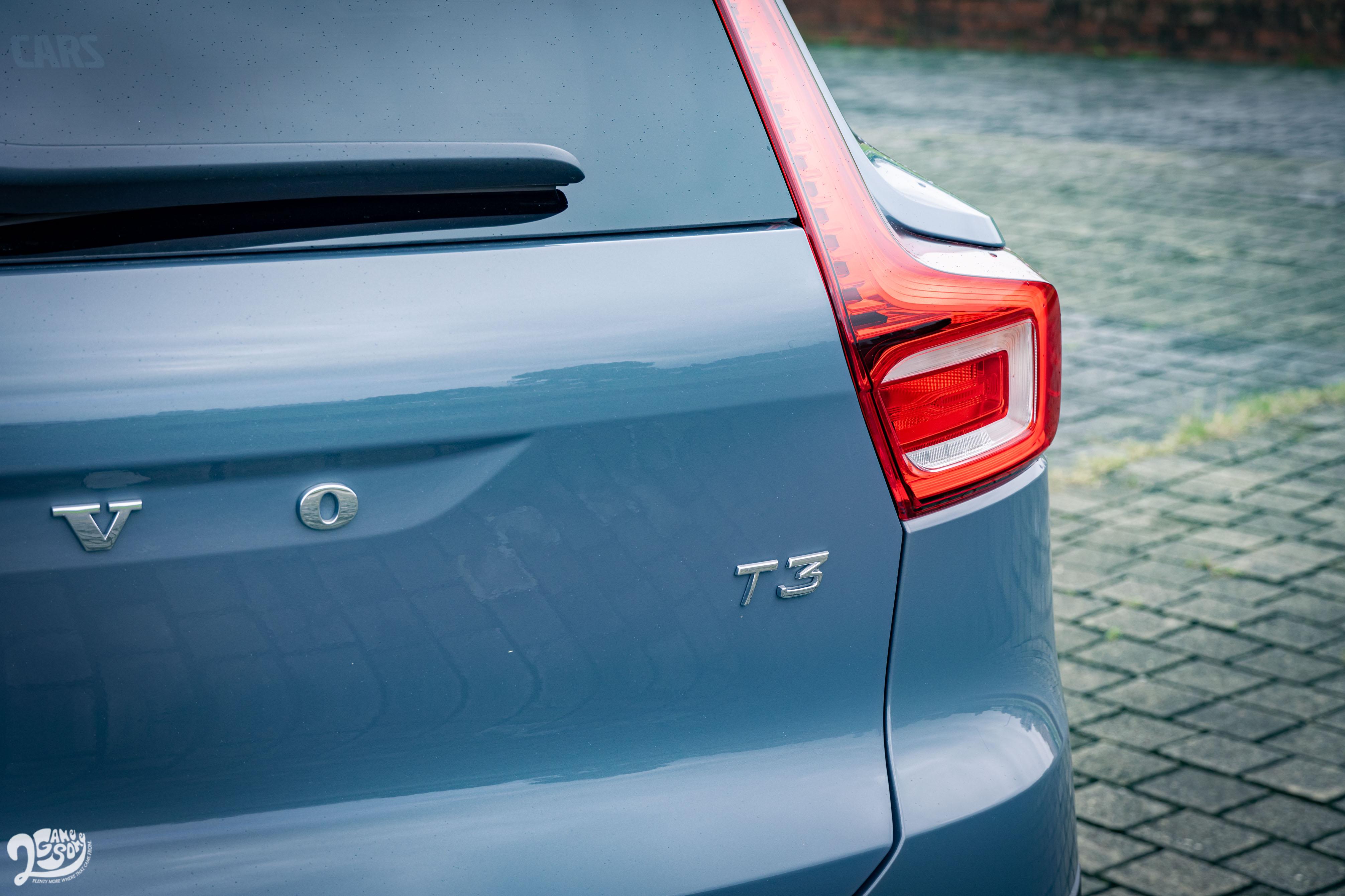 Volvo XC40 T3 Momentum 售價 159.9 萬起。