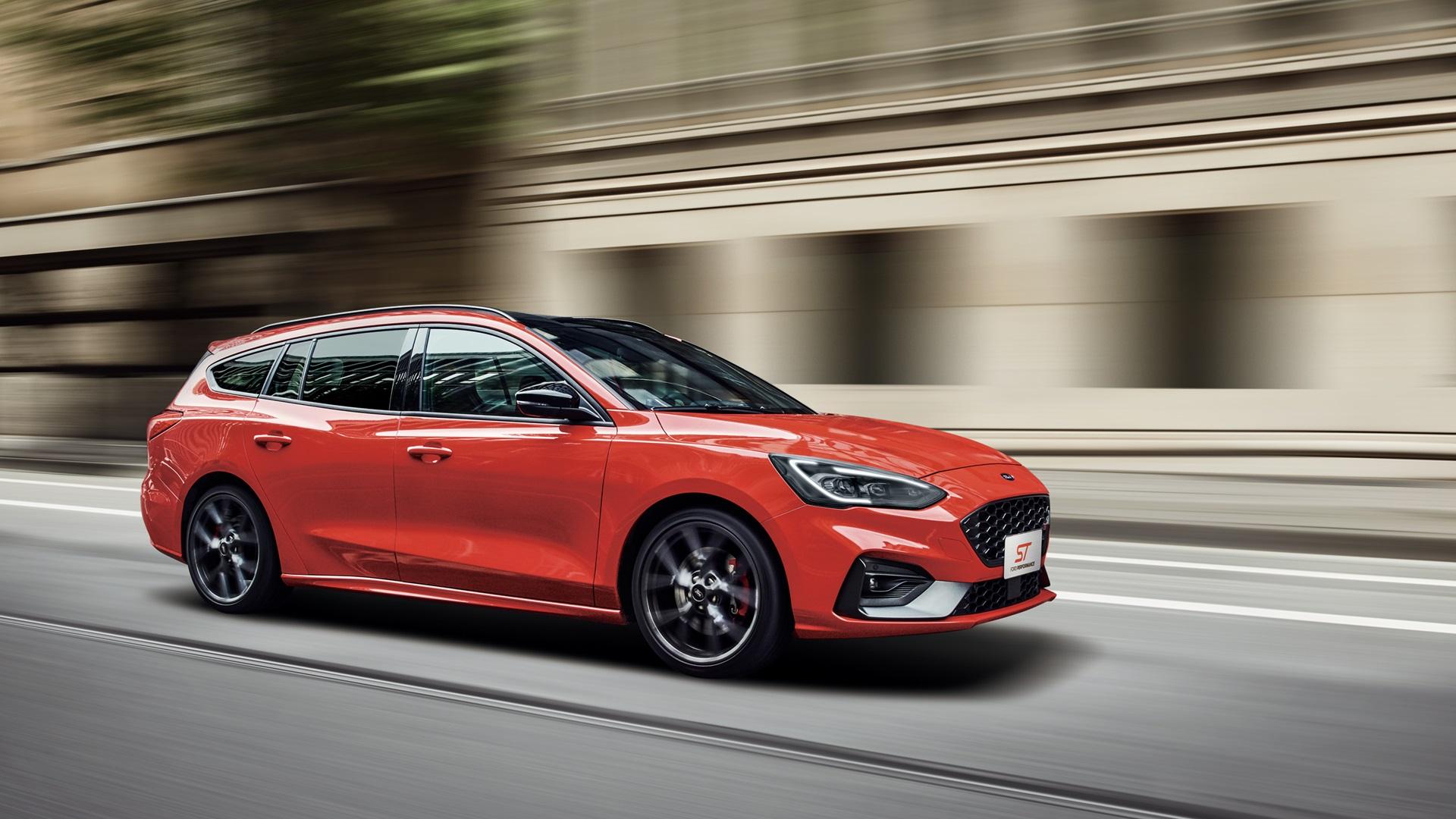 性能與機能並重,Ford Focus ST Wagon 正式售價 142.8 萬