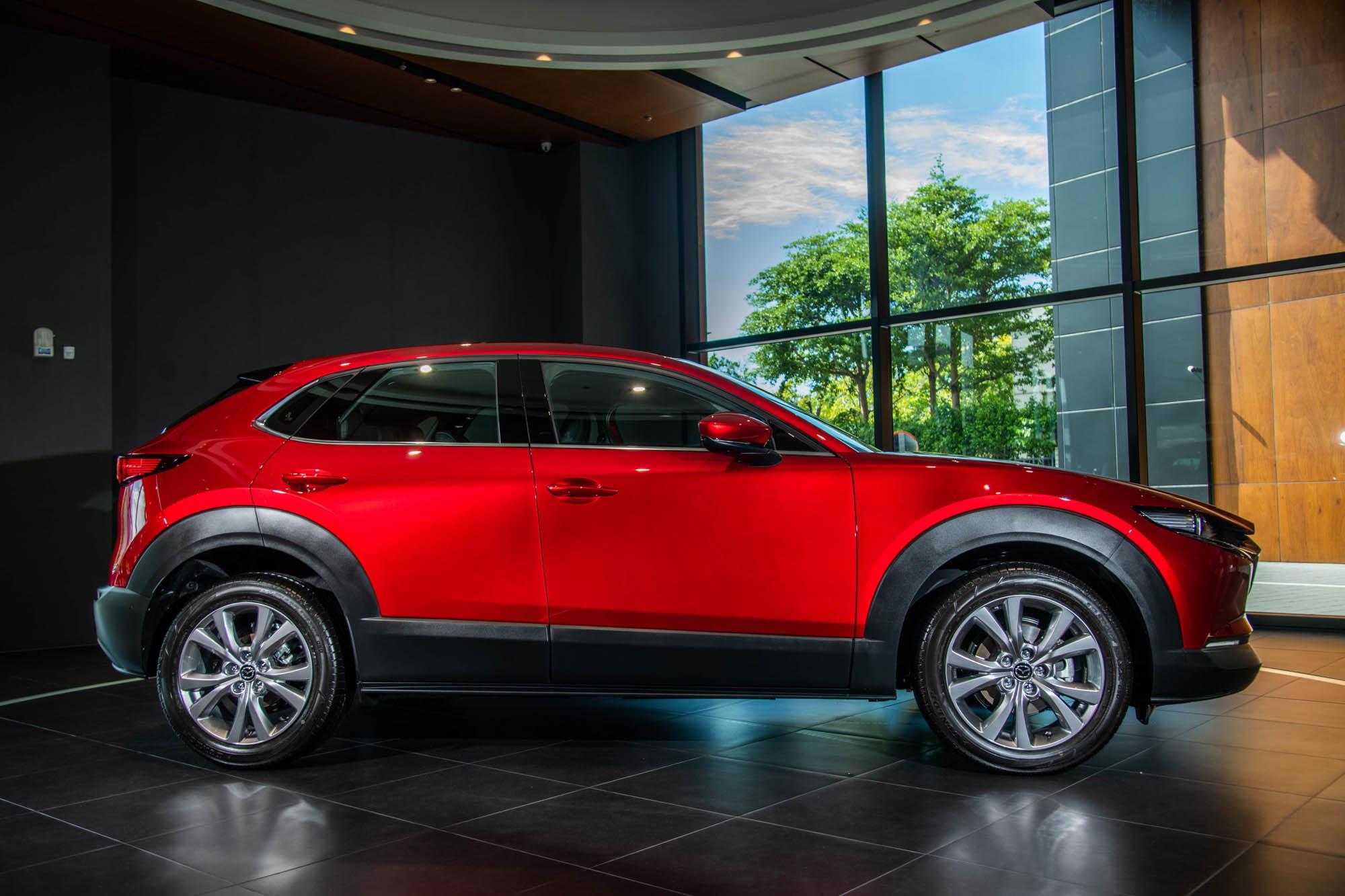 CX-30 將於本月底正式發表,對於跨界休旅車有購車意願的買家,敬請期待後續報導!
