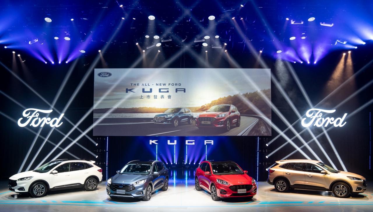 新世代 Ford Kuga 百萬內有 Level 2,五車型正式上市